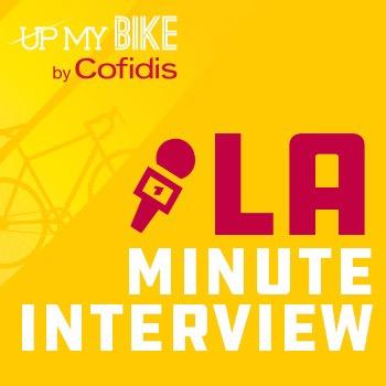 La minute Interview UP MY BIKE, le projet de financement de vos projets VELO par COFIDIS